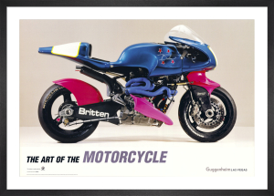 The Art of the Motorcycle by David Heald