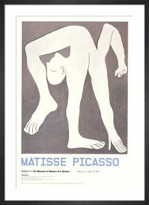Acrobat, 1930 by Pablo Picasso