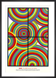 The 2000 Series by Sol LeWitt