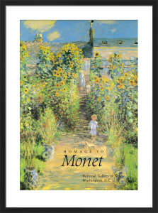 Homage to Monet by Claude Monet