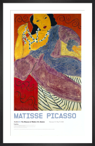 Asia, 1946 by Henri Matisse