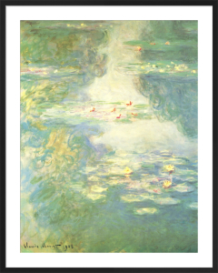 Water-Lilies, 1908 by Claude Monet