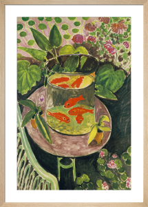 Goldfish, 1911 by Henri Matisse