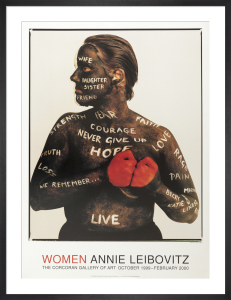 Women, 1999 by Annie Leibovitz