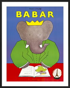 Babar by Laurent de Brunhoff