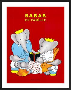 Babar en famille by Jean de Brunhoff
