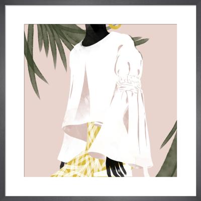 Pink Uma by Babeth Lafon