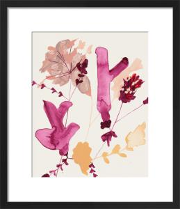 Pinks I by Jen Garrido