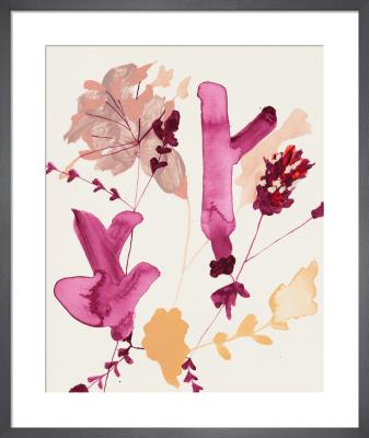 Pinks I. By Jen Garrido