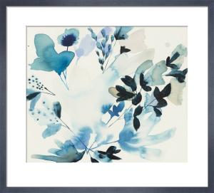 Wildflower Study I by Jen Garrido