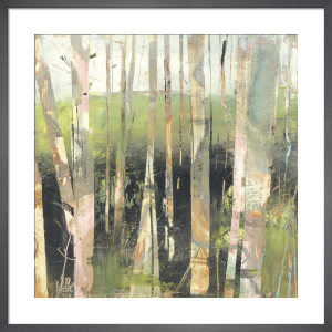 Birches by Lesley Birch