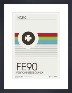 Cassette - Ferric by Neil Stevens