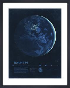 Earth by Justin Van Genderen
