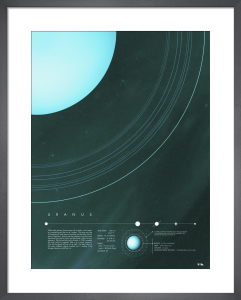 Uranus by Justin Van Genderen