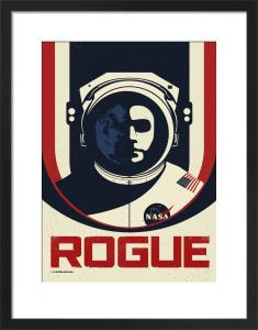 Rogue NASA by Justin Van Genderen