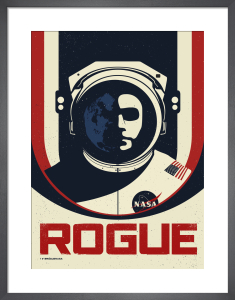 Rogue NASA by Justin Van Genderen