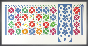 Fleurs et Fruits, 1952-53 by Henri Matisse