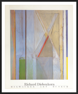 Ocean Park by Richard Diebenkorn