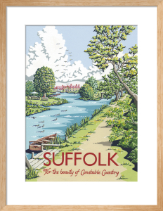Suffolk by Kelly Hall