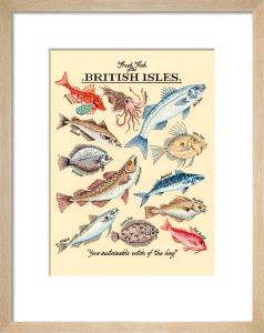 Fresh Fish by Kelly Hall