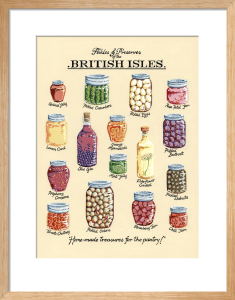 Pickles and Preserves by Kelly Hall