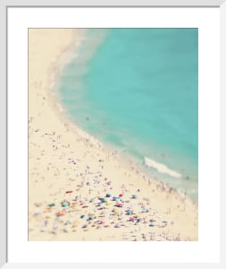 Beach Summer Love by Ingrid Beddoes