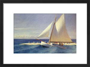 The 'Martha McKeen' of Wellfleet, 1944 by Edward Hopper