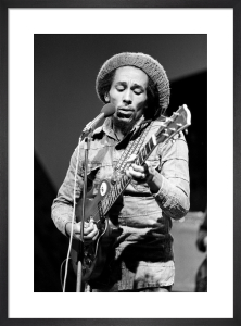 Bob Marley, June 1978 by Mirrorpix