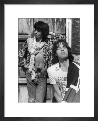 The Rolling Stones, June 1975 by Mirrorpix