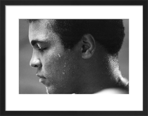 Muhammad Ali, August 1974 by Mirrorpix