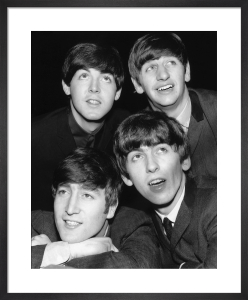 The Beatles, February 1963 by Mirrorpix