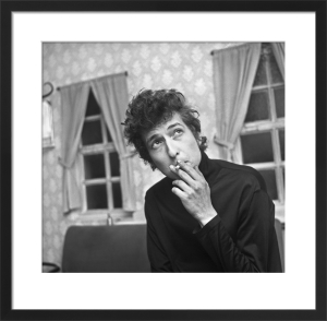 Bob Dylan, May 1965 by Mirrorpix