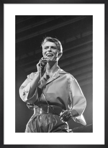 David Bowie, June 1978 by Mirrorpix