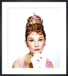 Audrey Hepburn - Breakfast At Tiffany's by Hollywood Photo Archive