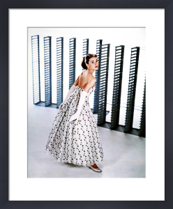 Audrey Hepburn - Funny Face by Hollywood Photo Archive