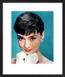 Audrey Hepburn - Sabrina by Hollywood Photo Archive