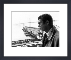 Steve McQueen - Bullitt by Hollywood Photo Archive