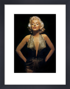 Marilyn Monroe - How To Marry A Millionaire by Hollywood Photo Archive