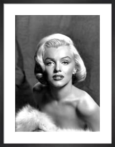 Marilyn Monroe - Studio Publicity Still by Hollywood Photo Archive
