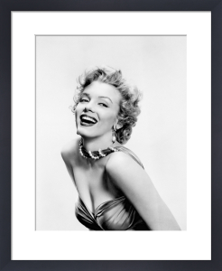Marilyn Monroe - We're Not Married by Hollywood Photo Archive
