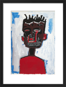 Self Portrait, 1984 by Jean-Michel Basquiat