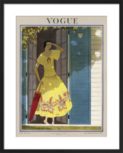 Vogue Early June 1922 by Harriet Meserole