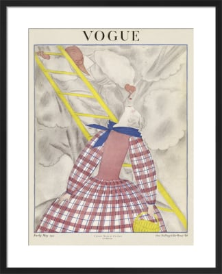 Vogue Early May 1922 by Georges Lepape