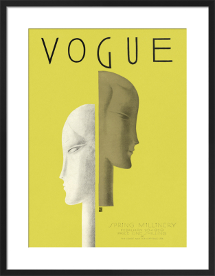 Vogue February 1929 by Eduardo Benito