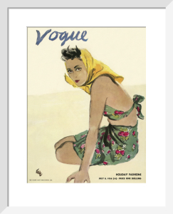 Vogue July 1936 by Eric
