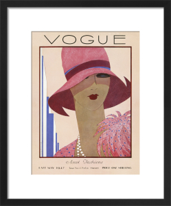 Vogue Late May 1927 by Harriet Meserole