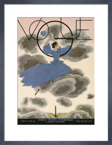 Vogue March 1933 by Alex Zeilinger