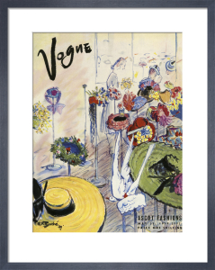 Vogue May 1939 by René Bouché