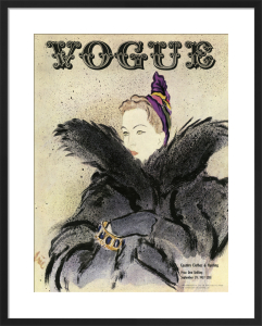 Vogue September 1937 by Eric
