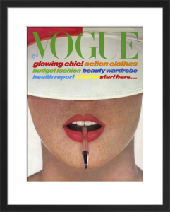 Vogue April 1978 by Albert Watson